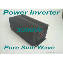 Inverseur à onde sinusoïdale pure de 3000 watts / alimentation DC à courant alternatif