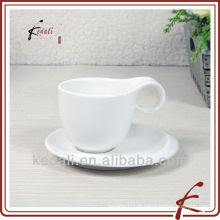 Tasse et soucoupe en porcelaine TBQ770-4.5
