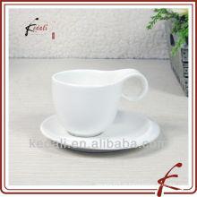 Фарфоровая чашка и блюдце TBQ770-4.5
