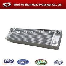 Aluminium-Platten-Fin-Motorrad-Heizkörper