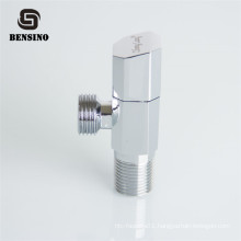 Screw Down Check Angle Valve Water Normal Temperature Washing Machine Valves Stop & Waste Valves HYDRAULIC General