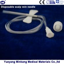 Disposable Scalp Vein Needle 19g (ENK-TPZ-010)