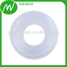 China High Quality Rubber Flat Transparent Silicone Gasket