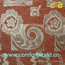 Jacquard Chenille Sofa Fabric (SHSF04192)