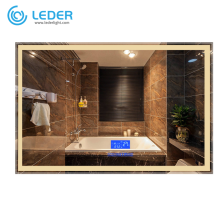 LEDER Bathroom Mirror Light Up