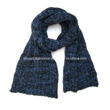 Мода Новая леди шарф зимой кашемир вязание шарфы