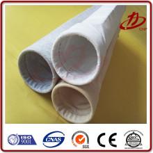 Bolsa de filtro de alta temperatura para colectores de polvo para centrales de carbón