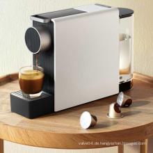 SCISHARE S1201 Mini-Kapsel-Kaffeemaschine