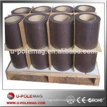 630mm*0.5mm Plain rubber Magnet sheet
