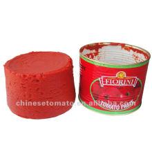Pasta de tomate con el mejor precio y alta calidad