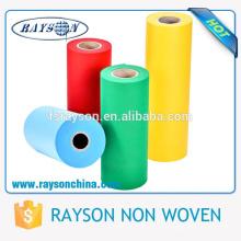 Шэньчжэнь текстильной ткани экологически ПП нетканые производителей