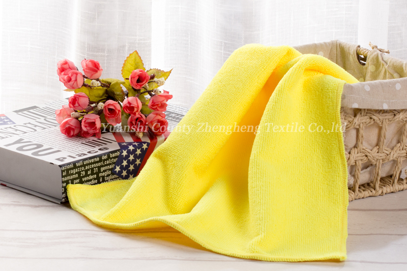 100% Polyester Microfiber Towel-015