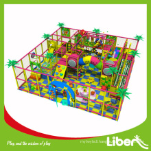 Cheap China Manufacturer Indoor Amusement Playground with Tunnel and Ball Pool                                                     Quality Assured