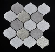 Warna dinding hiasan tembikar jubin mozek