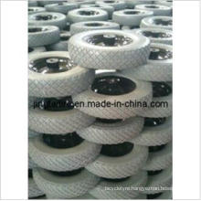 PU Foam Press on Solid Tire (4.80/4.00-8) for Wheelbarrow