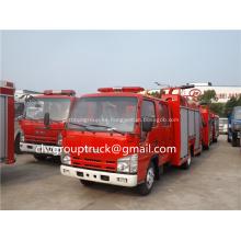 Camión cisterna de espuma de agua ISUZU 5000L