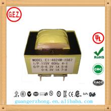 ul approved transformers manufacture 220v 12v 20va transformer