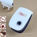 SGS FC CE aprobado ultrasónico electrónico UE / nosotros Plug Pest ratón mosquito repelente