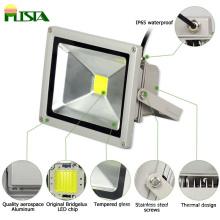 Lumière d'inondation extérieure imperméable de l'ÉPI LED de 50W