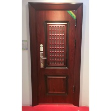 Wooden High Quality House External Door Design