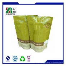 Stand up Plastic Packaging Zip Lock Bag