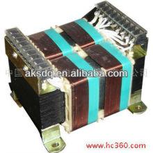 Transformador elétrico de controle de máquina-ferramenta