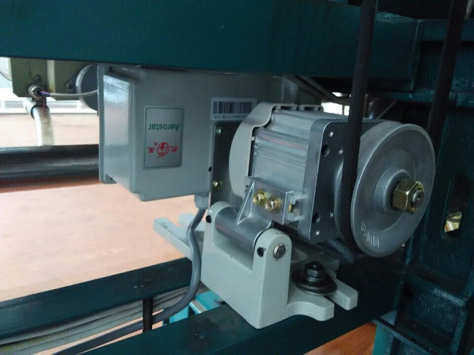 Sewing Thread Cone Winder with Servo Motor