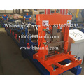 Hydraulic C-Type Metal Purlin Roll Forming Machine