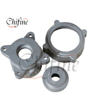 OEM Steel Casting Pipe Fitting Part
