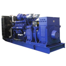 910kVA UK Engine High Voltage Diesel Generator set (HV, 6300V, 10500V, 11000V)