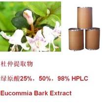 Extracto de Eucommia Ácido clorogénico 25-99% HPLC