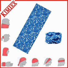 100% Polyester Fashion Printing Tubular Buff