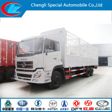 China Made Dongfeng Box Truck 10 Ton Cargo Box Truck for Sale