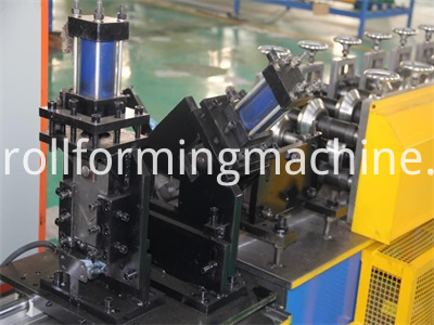 Light Steel Framing Omega Stud Forming Machines