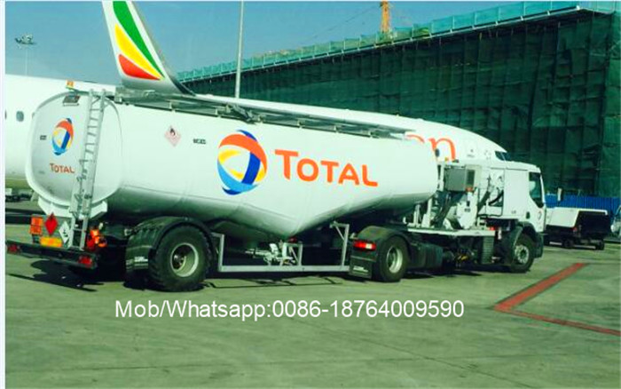RHD Fuel Dispensing Truck