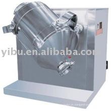 Misturadora de três dimensões / máquina misturadora de farmácia