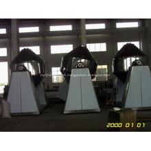 Maquinaria de giro do secador do vácuo do cone dobro