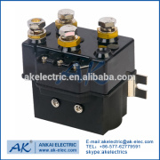 ADC100 24v 36v with lead out wire auto winch used dc contactor