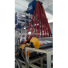 LLDPE Multilayer Co-Extrusion Cast Film Machine