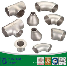Seamless Stainless/Carbon Steel Pipe Fittings Butt Welding