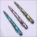 Tc-T009 Neue stilvolle Camouflage Military Self-Protection Stift