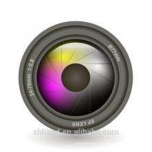 optique caméra optique personnalisée pièces de rechange caméra zoom objectif caméra