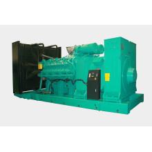 800kW-2000kW Générateur diesel de puissance élevée de tension 13.8 kV