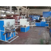 Línea de producción de tubería reforzada con fibra de PVC