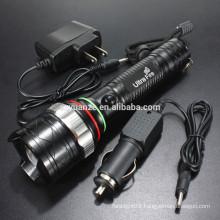 alibaba china express LED Flashlight Torch , led flashlight, led rechargeable torch