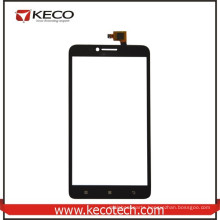 "5.5"" inch Mobile Phone Outer Touch Screen Digitizer Glass Panel For Lenovo A805e A768T Black"