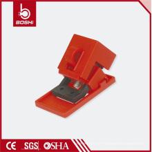 Collier sur le verrouillage du disjoncteur à polypropylène robuste
