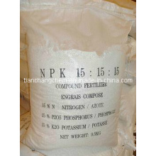NPK Compound Fertilizers (NPK 15 15 15)