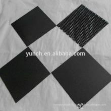 Platine d'électrode titanique de Gr1 DSA pour le générateur de HHO