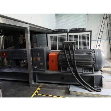 Máquina de granulación de fabricación de masterbatch de color plástico